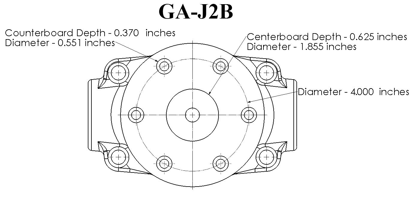 Propeller for Jabiru 3300 Engines